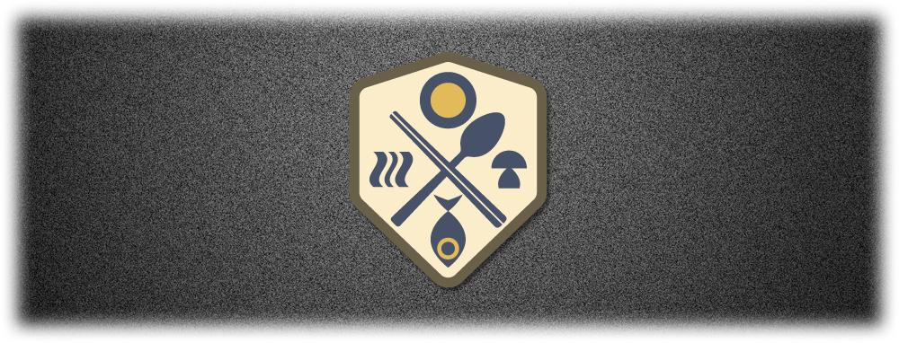だし(出汁)のロゴ