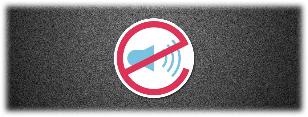 耳栓のロゴ