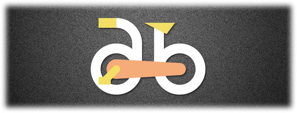 エアロバイクのロゴ