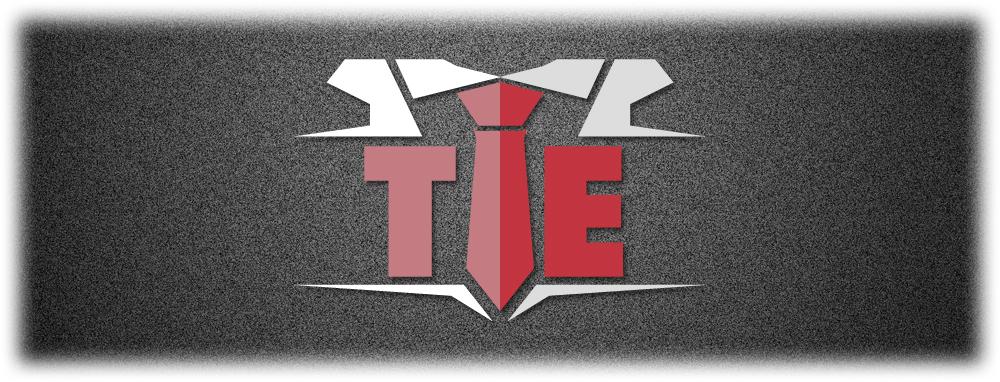 ネクタイのロゴ