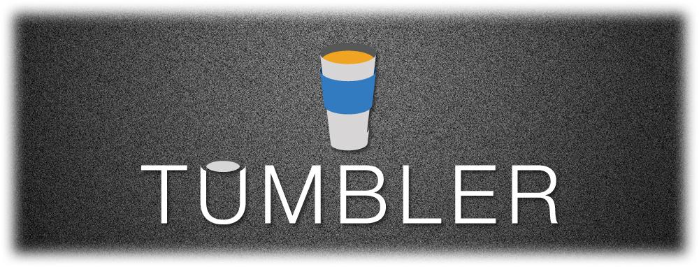 タンブラーのロゴ