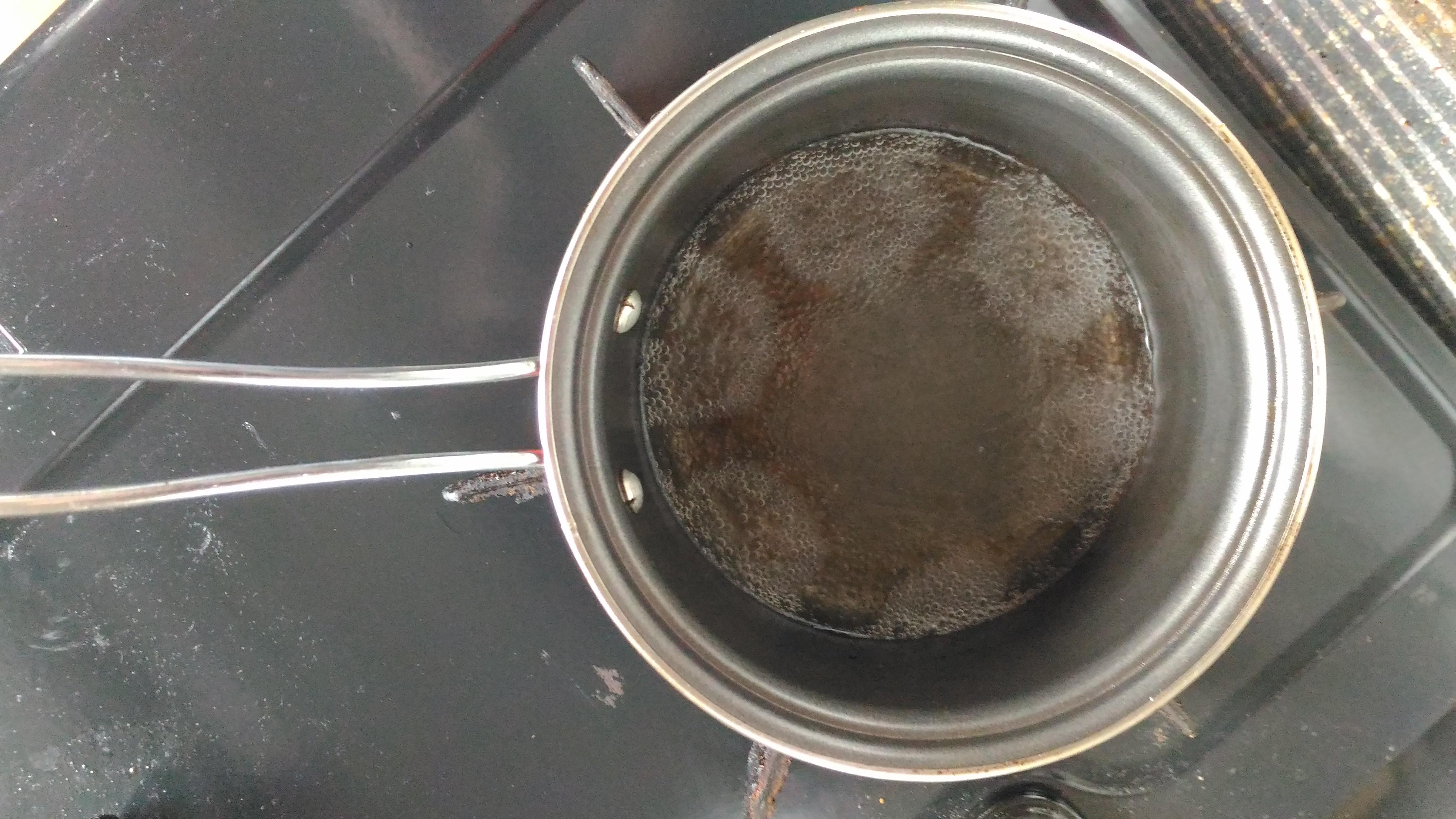 片栗粉ローションの作り方