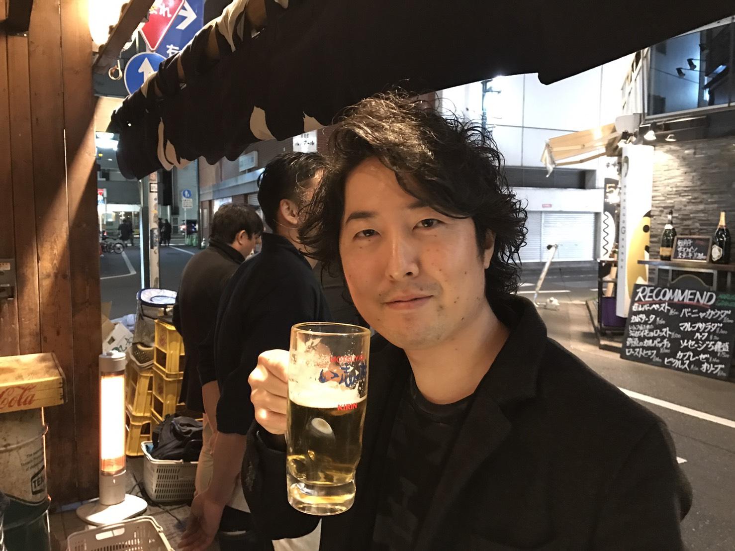 楠本真澄 ビール