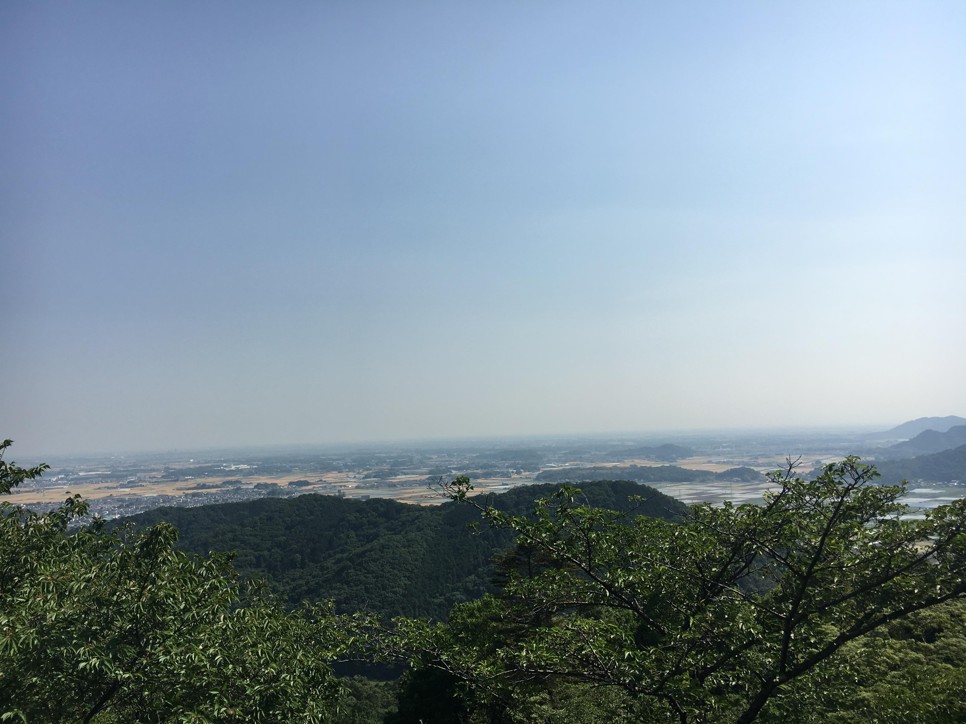 太平山神社 謙信平