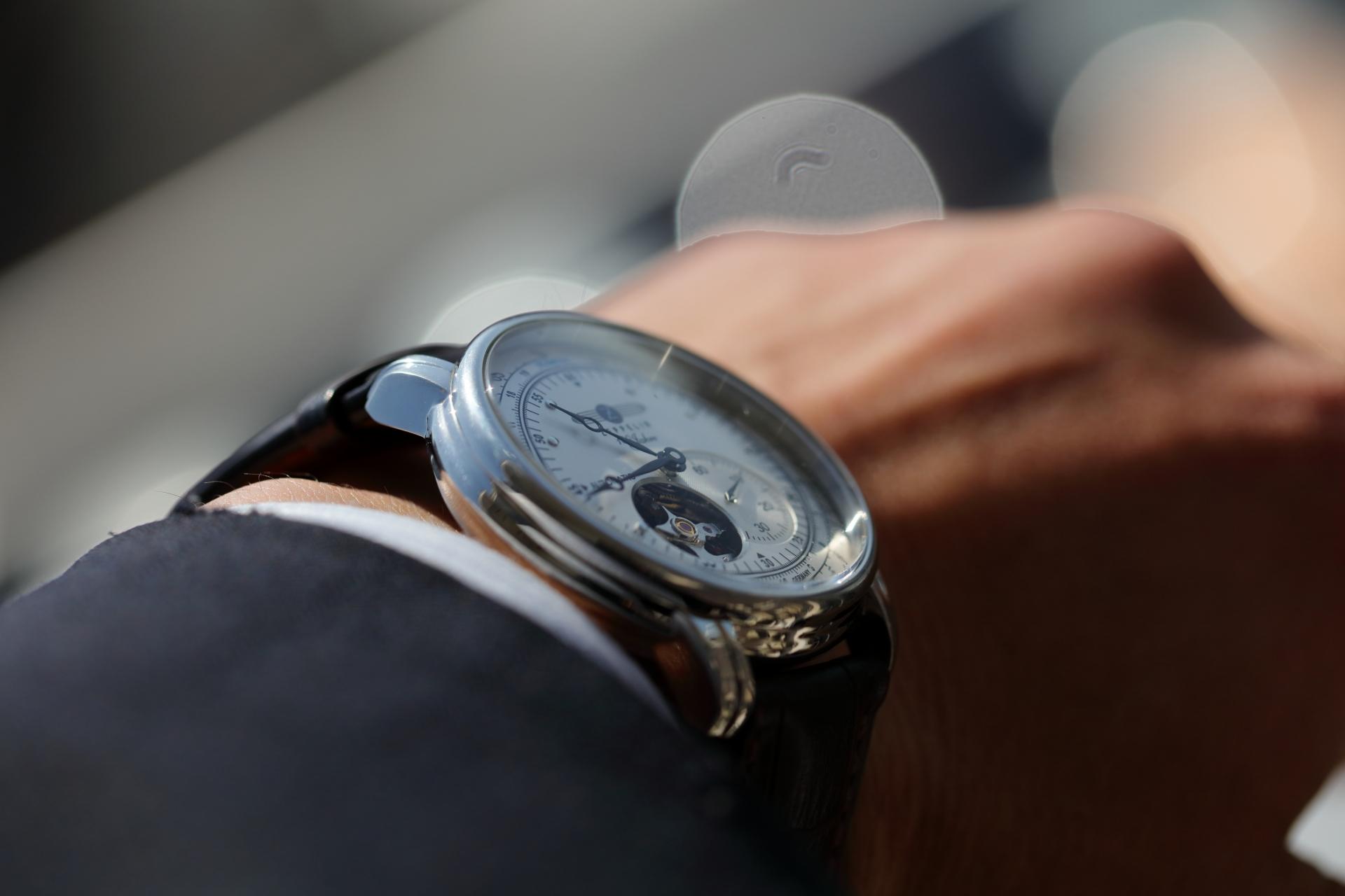 腕時計 必要