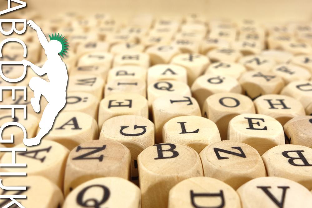 ボルダリング中の英会話に使える単語集