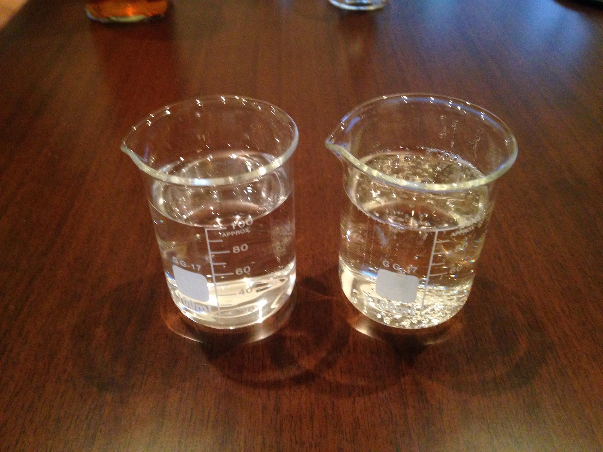 水95ml / 酒5ml