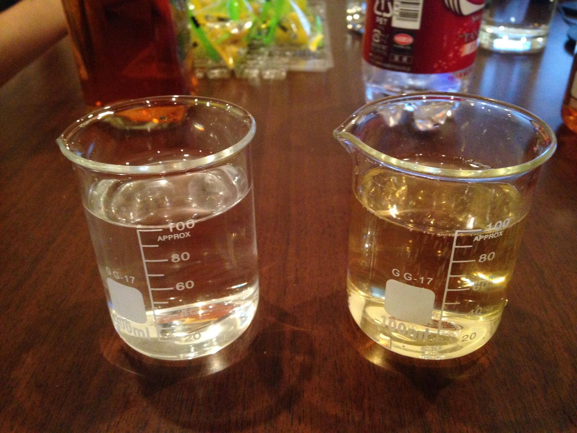 水85ml / 酒15ml