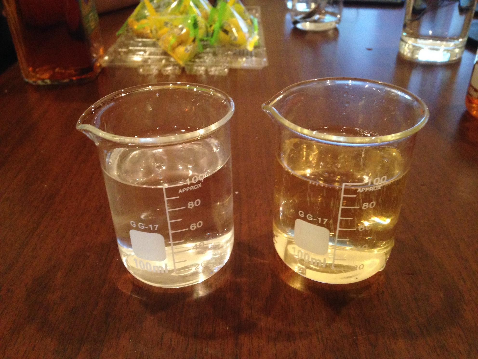 水80ml / 酒20ml