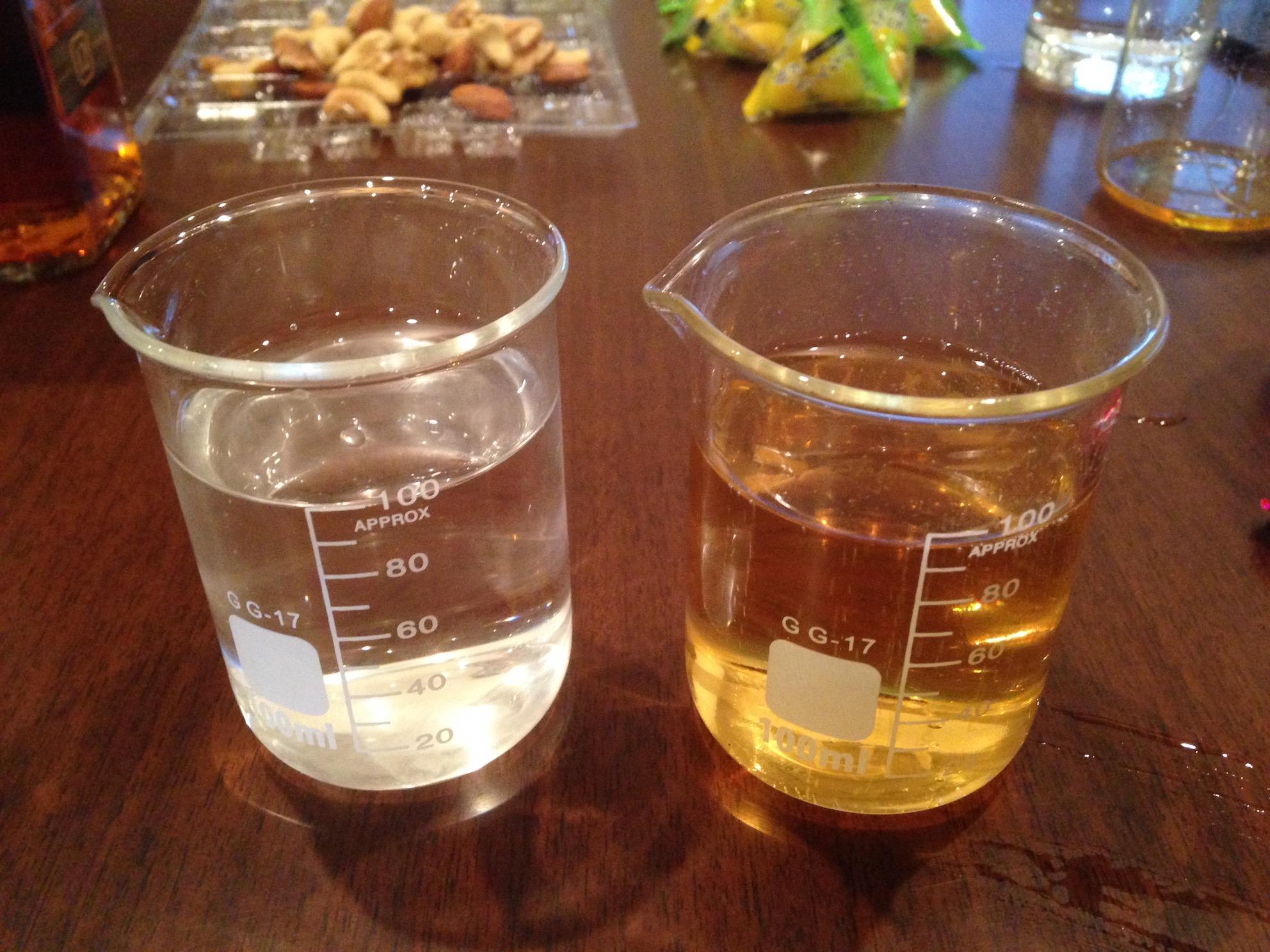 水70ml / 酒30ml