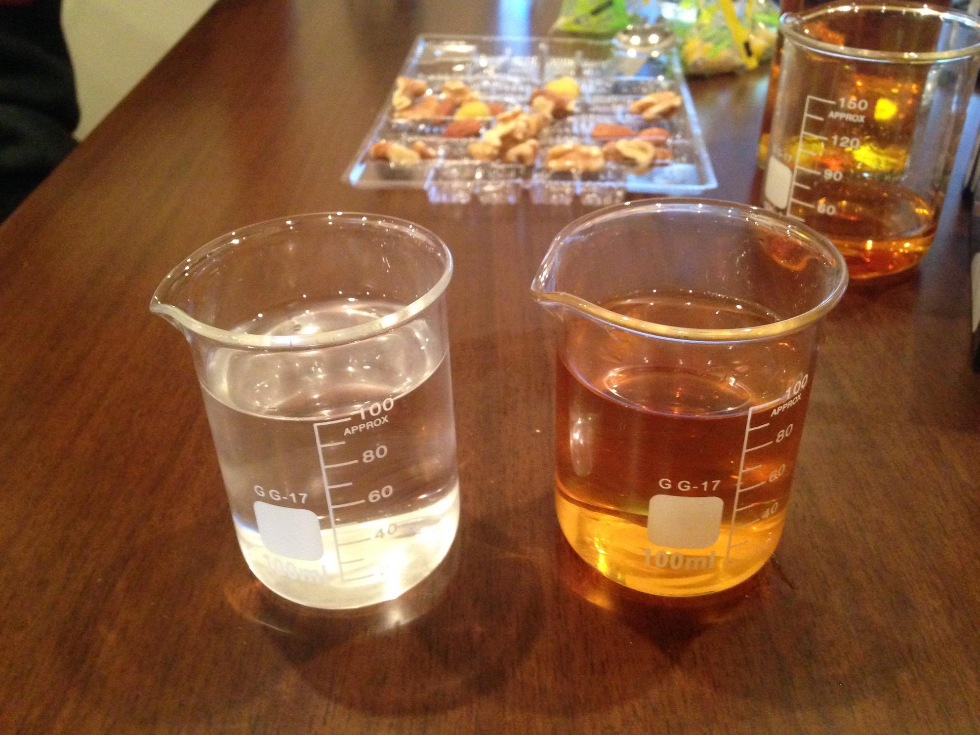 水40ml / 酒60ml