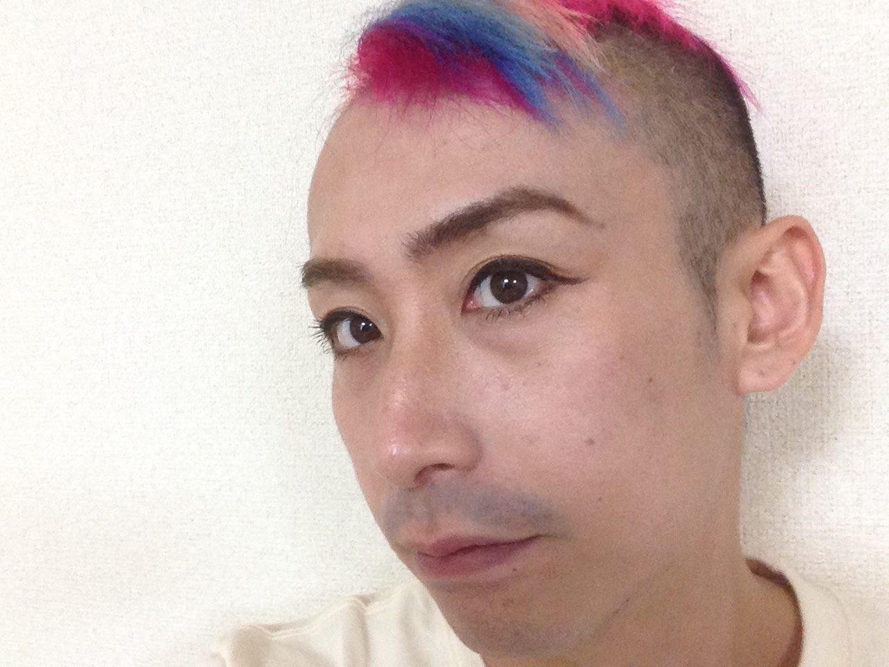 あっさり化粧の勇太