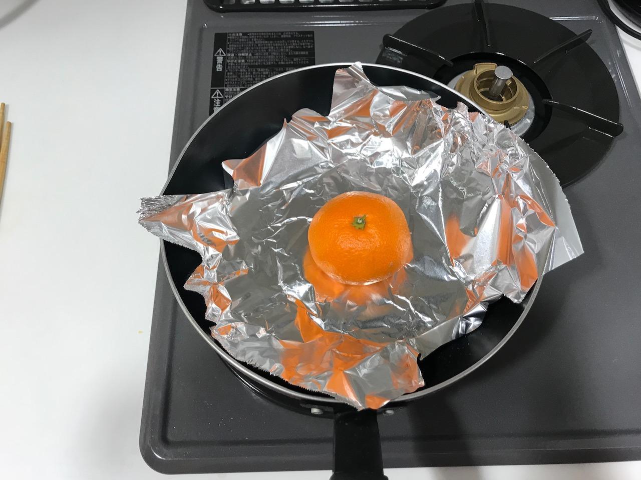 焼きミカン ダイエット