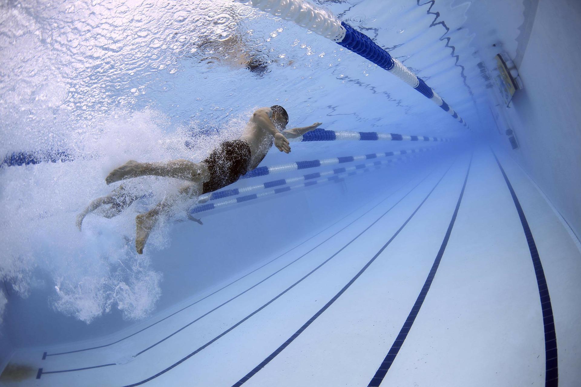 有酸素運動 水泳