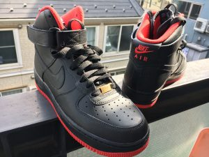 NikeID Air Force 1 hi