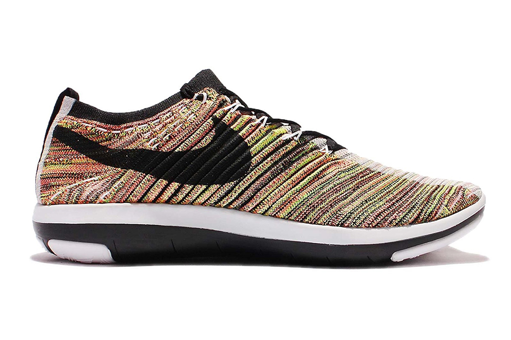 "Nikelab Free Transform Flyknit × Riccardo Tisci ""Multi Color"""