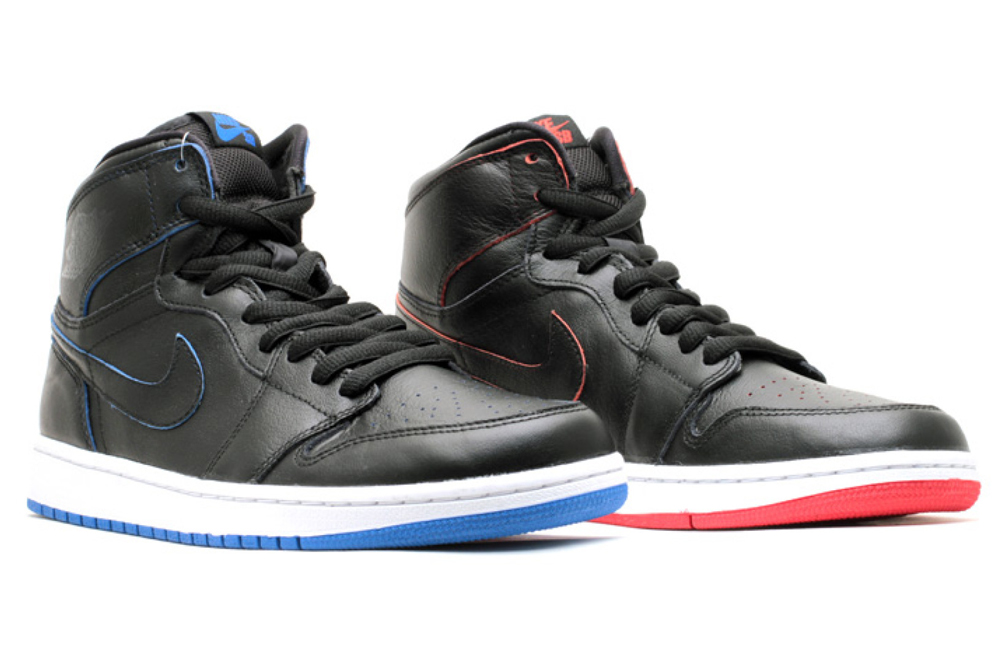Nike Air Jordan 1 SB QS Black × Lance Mountain