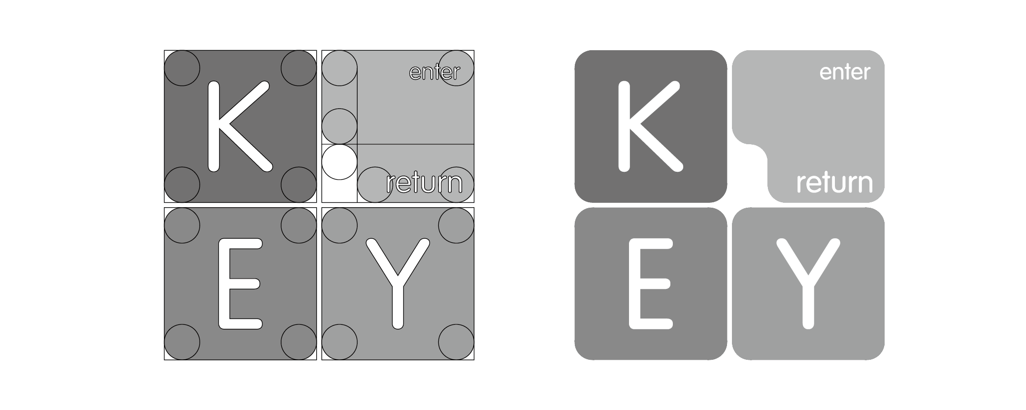 LOGO No.6 / keyboard