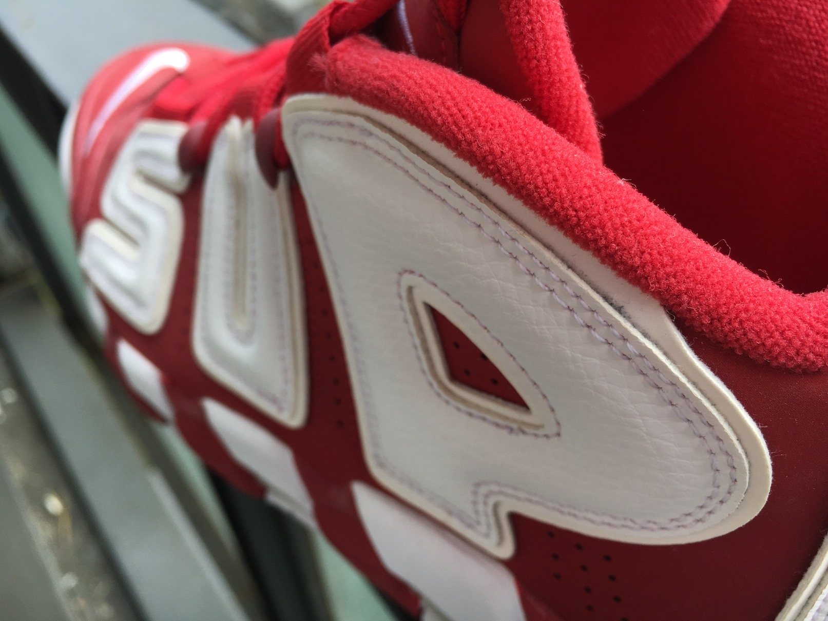 """Supreme x Nike Air More Uptempo """"Suptempo""""(シュプリーム × ナイキ エア モア アップテンポ """"シュプテン"""")"""