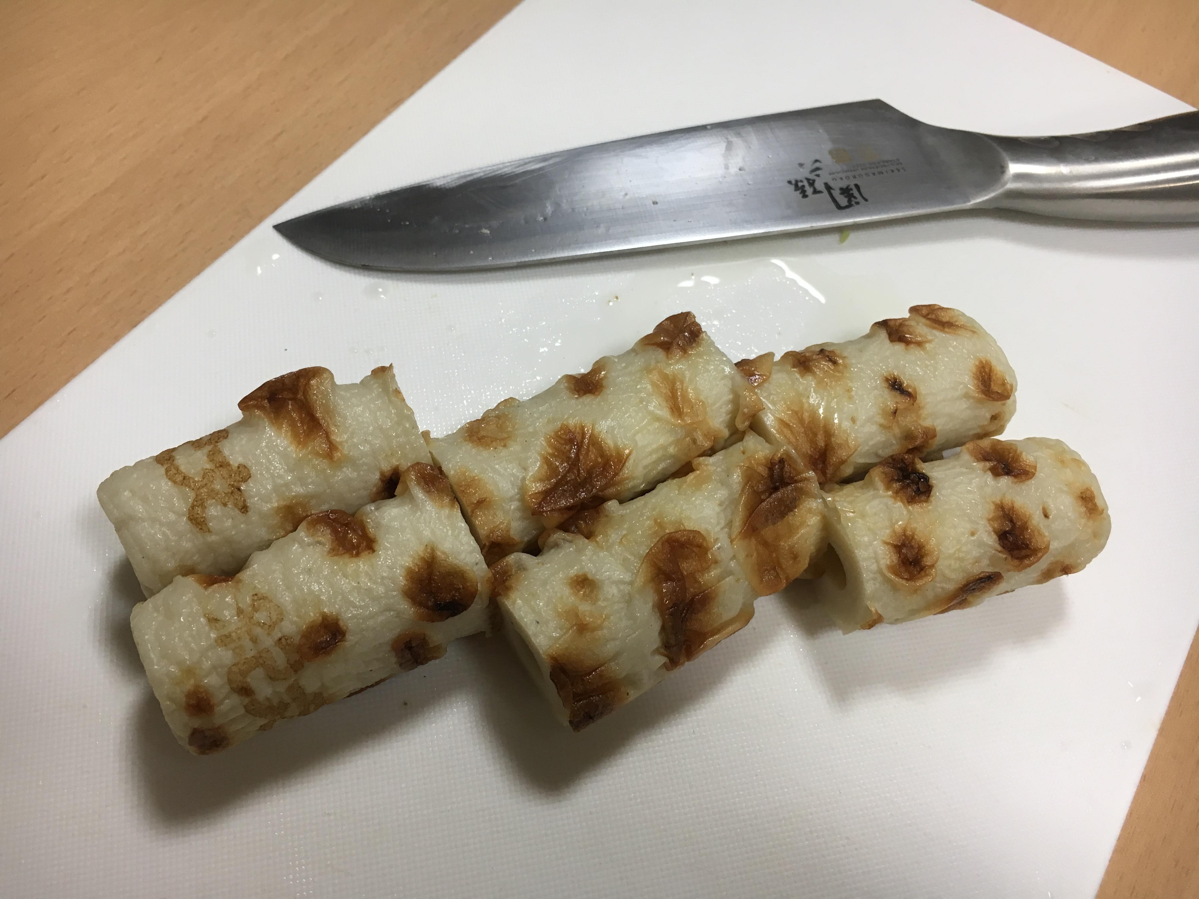 名古屋の黒い味噌おでん