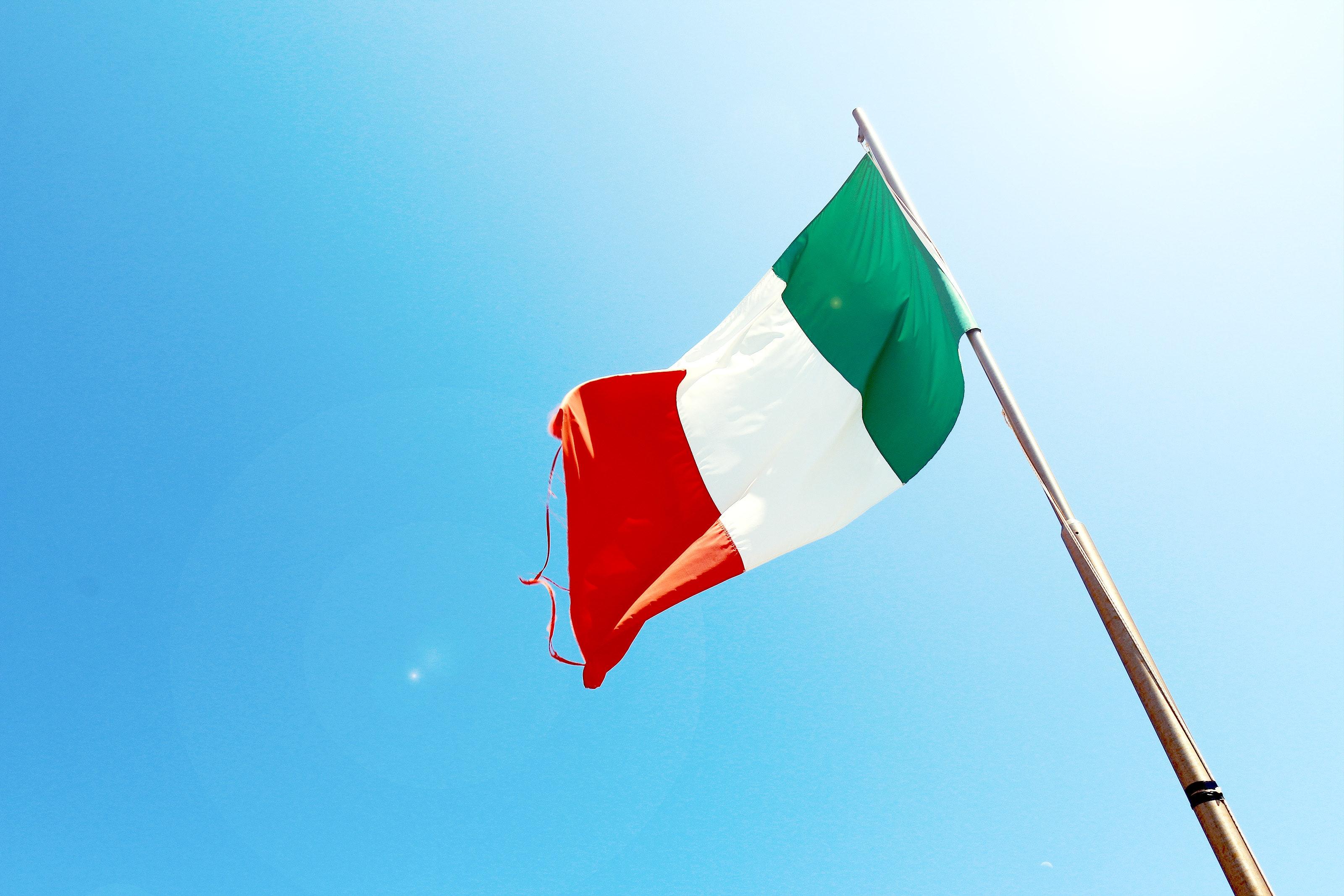 初イタリア ビックリした事